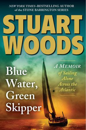Blue Water, Green Skipper book cover