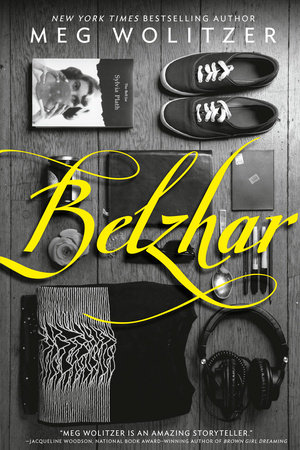 Belzhar book cover