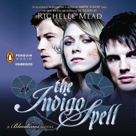 The Indigo Spell book cover