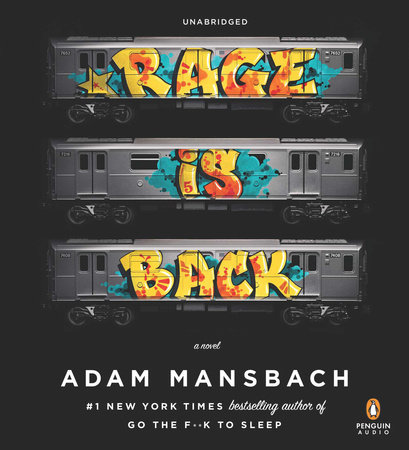 Rage Is Back book cover