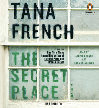 The Secret Place book cover