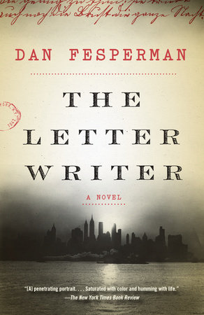 Cover image for The Letter Writer