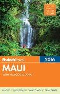 Fodor's Maui 2016