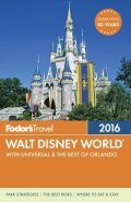 Fodor's Walt Disney World 2016