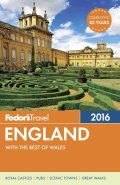 Fodor's England 2016