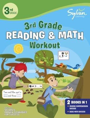 3rd Grade Reading Math Workout By Sylvan Learning Penguin Random