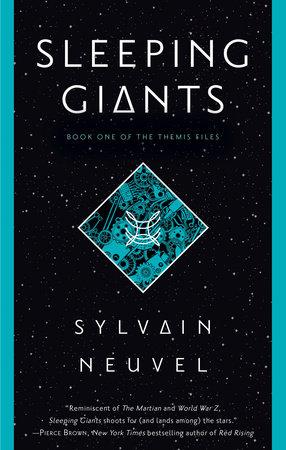 Cover image for Sleeping Giants