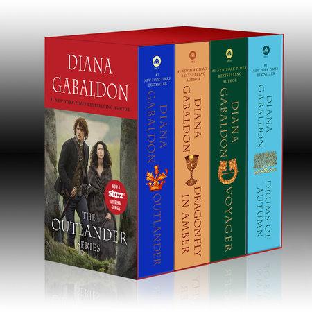 Outlander 4-Copy Boxed Set