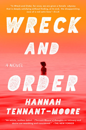Wreck and Order book cover