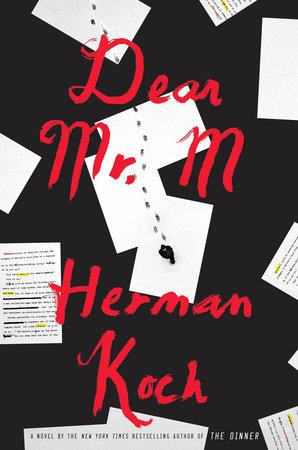 Dear Mr. M book cover