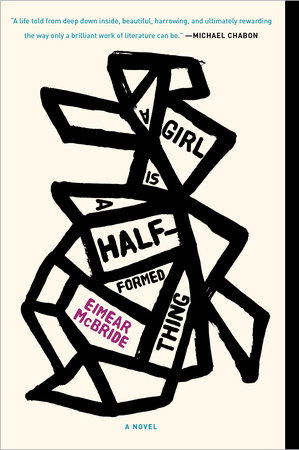 A Girl Is a Half-formed Thing book cover