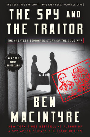 Cover of The Spy and the Traitor