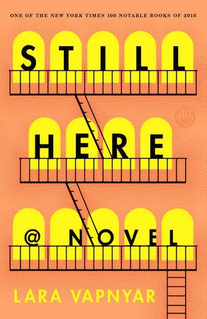 Still Here book cover