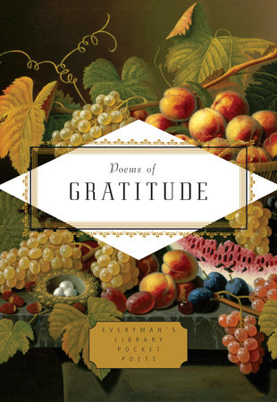 Poems of Gratitude