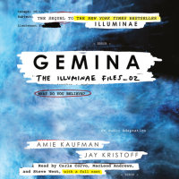 Cover of Gemina cover