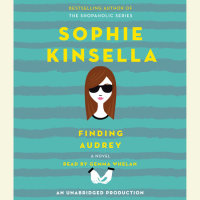 Cover of Finding Audrey cover