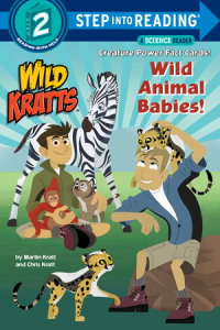 Book cover for Wild Animal Babies! (Wild Kratts)