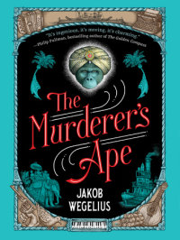 Cover of The Murderer\'s Ape cover