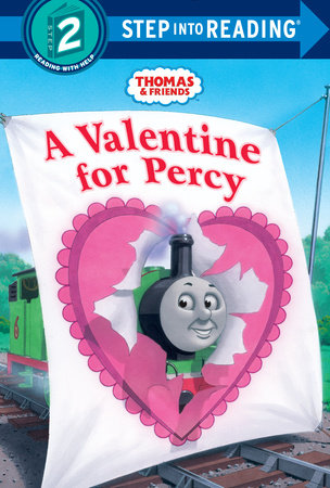 A Valentine For Percy Thomas Friends Step Into Reading
