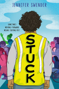 Cover of Stuck cover