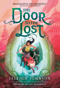 Cover of The Door to the Lost cover
