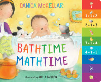 Book cover for Bathtime Mathtime