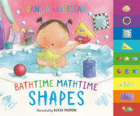 Book cover for Bathtime Mathtime: Shapes