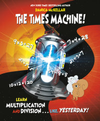 Book cover for The Times Machine!