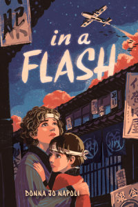 Book cover for In a Flash