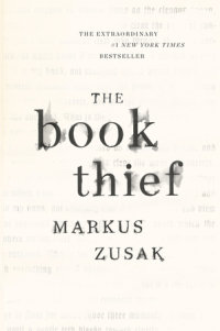Book cover for The Book Thief (Anniversary Edition)