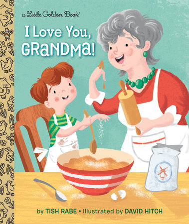 I Love You, Grandma!