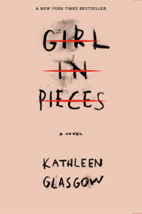 Book cover for Girl in Pieces