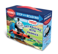 Book cover for Get Rolling with Phonics (Thomas & Friends)