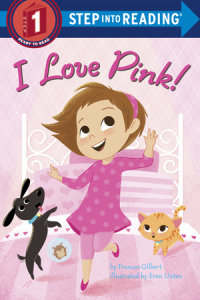 Book cover for I Love Pink!