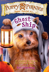 Cover of Puppy Pirates Super Special #1: Ghost Ship