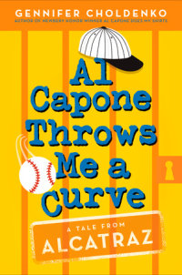 Cover of Al Capone Throws Me a Curve cover