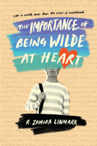 Cover of The Importance of Being Wilde at Heart cover