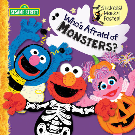 Who's Afraid of Monsters? (Sesame Street)