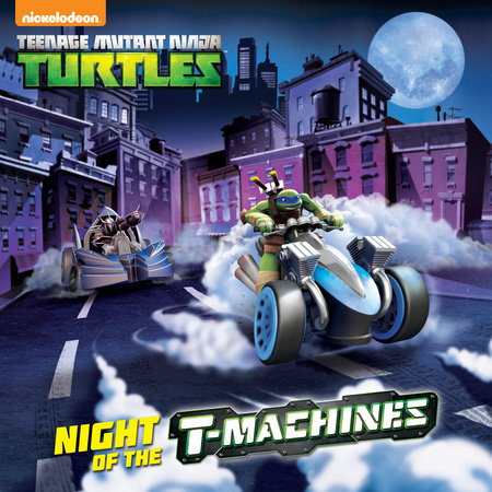 Night of the T-Machines (Teenage Mutant Ninja Turtles)