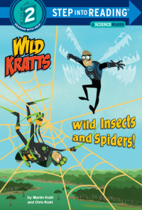 Cover of Wild Insects and Spiders! (Wild Kratts) cover