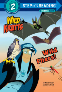 Cover of Wild Fliers! (Wild Kratts) cover