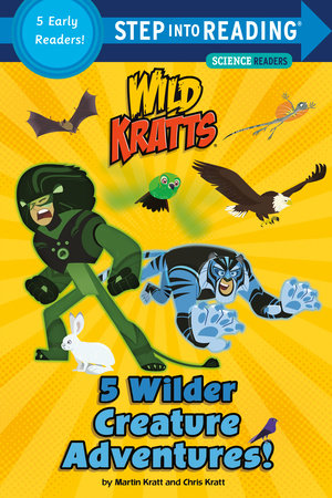 5 Wilder Creature Adventures (Wild Kratts)