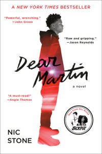 Cover of Dear Martin cover