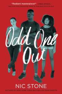Cover of Odd One Out cover