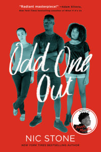 Book cover for Odd One Out
