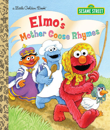 Elmo's Mother Goose Rhymes (Sesame Street)