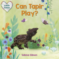 Cover of Can Tapir Play? (Little Loves) cover
