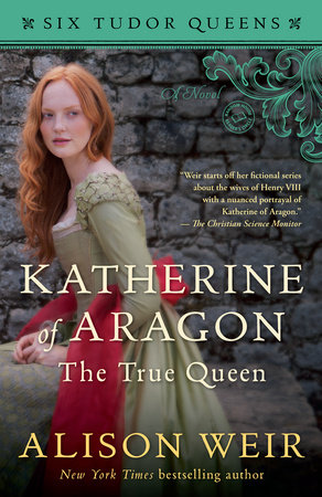 Cover image for Katherine of Aragon, The True Queen
