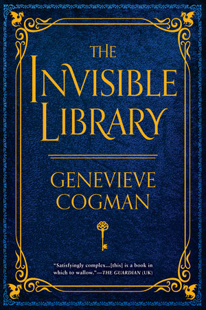Cover image for The Invisible Library