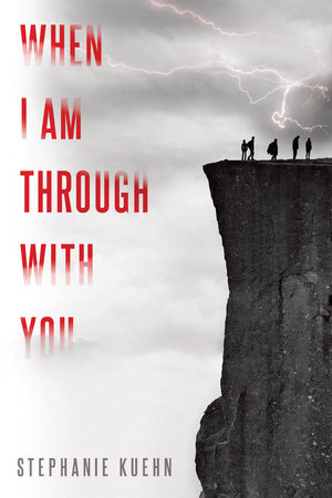 Cover image for When I Am Through with You